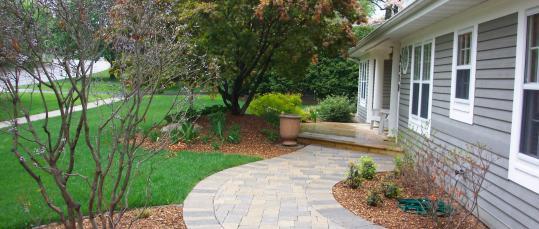 Sidewalk and Paths