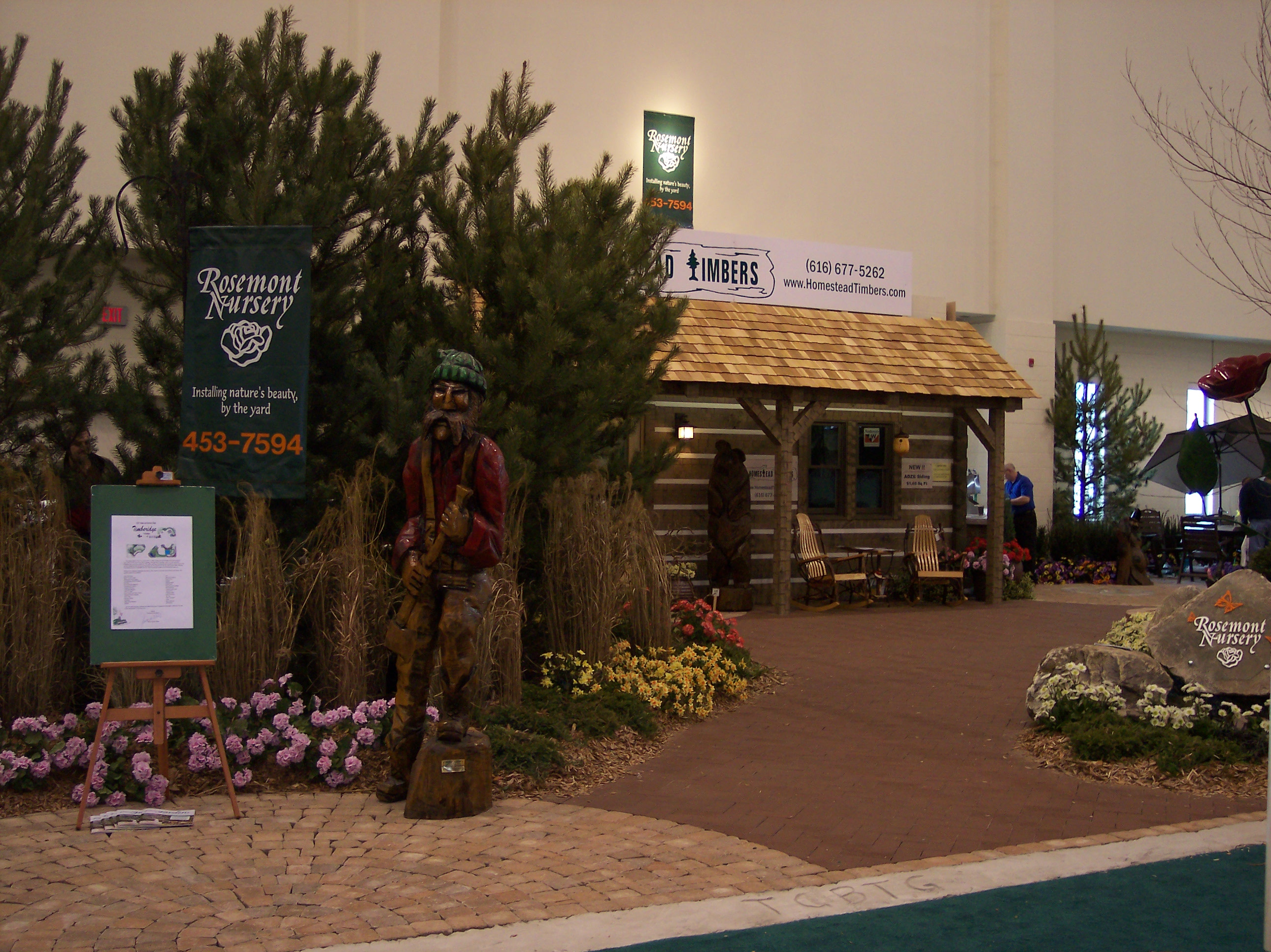 Home And Garden Show Grand Rapids Mi Garden Ftempo
